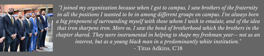 Titus Adkins Quote