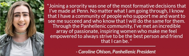 Quote from Caroline Ohlson